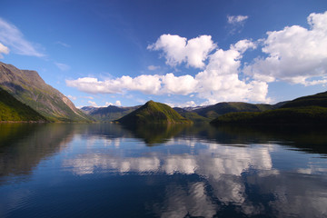 Scenery of Norway