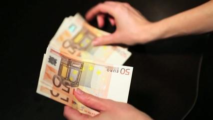 Comptage euros