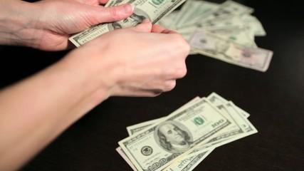 Comptage dollars