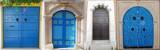 Portes de Sidi Bou Said - Fine Art prints