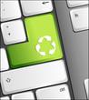 keyboard recyclage