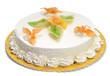 Dessert torta Semifreddo mousse