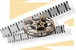 cinema projector  and films in brown shade background