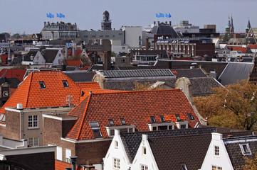 bird view amsterdam
