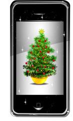 Cellulare natalizio