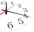Horloge a