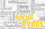 Social Trends poster