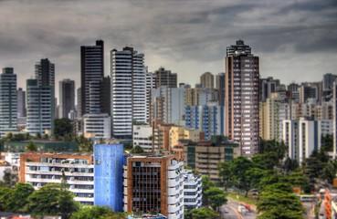 Skyline de Salvador de Bahia