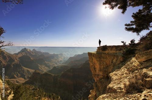 Leinwanddruck Bild In Grand Canyon