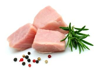 Frisches Schweinefleisch