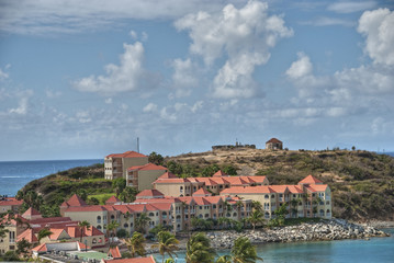 Saint Maarten Coast, Dutch Antilles