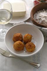 Frittelle di patate - Contorni