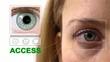 Password occhio