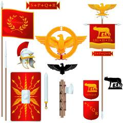 Roma Symbols