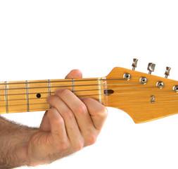 Guitar Am Chord