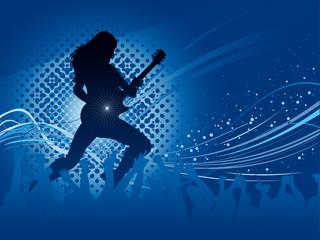 Rock Girl 03