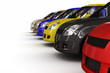 Cars in Focus