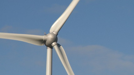 Wind power turbine clean energy