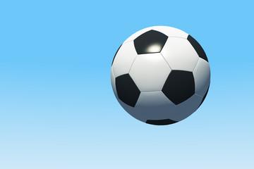 Fußball im Himmel
