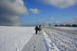 Spaziergang im Schnee - 19120650