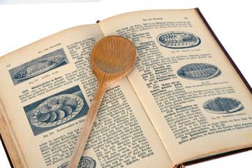 1297 - Altes Kochbuch