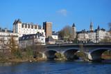 Fototapety La rivière à Pau