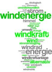 Windenergie / Windkraft - Erneuerbare Energien