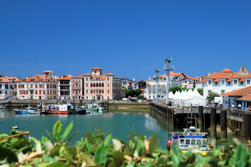 port de saint jean de luz
