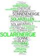 Solarenergie / Sonnenenergie - Erneuerbare Energien