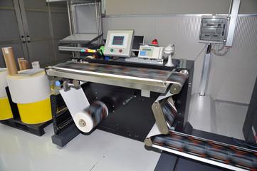 Tipografia: stampa digitale di etichette