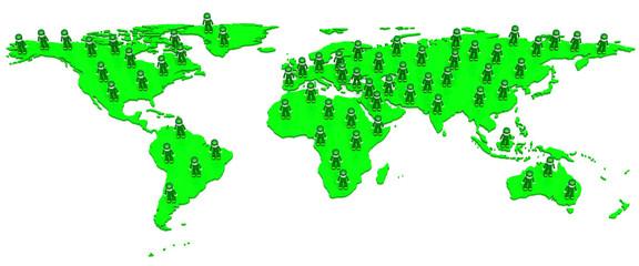 MiniToy Green World Network