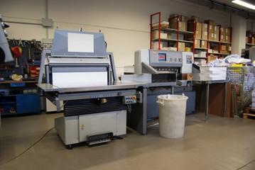 Stampa e tipografia: confezionamento