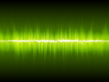 Green waveform