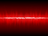 Red waveform