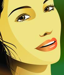 woman illustration 2