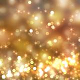 Fototapety ゴールドの光の背景