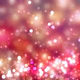 ピンク色の光の背景 - 19147842