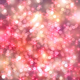 ピンク色の光の背景 - 19147869