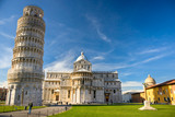 Fototapety Pisa, Piazza dei miracoli.