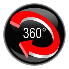 Button 360° black