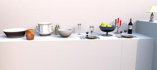 oggetti casalinghi