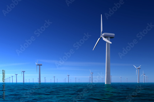 Windpark Offshore