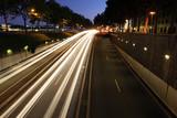 circulation de nuit poster