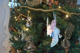 Weihnachtsschmuck, Toskana, Italien