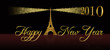 Happy New Year 2010 - Paris Fashion & Luxe