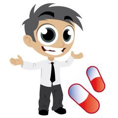 Man medicament