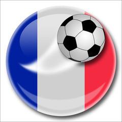 Button Frankreich