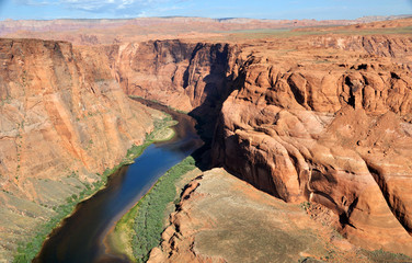Bend in the Colorado River