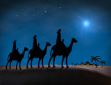 Bethlehem Christmas Wise Men
