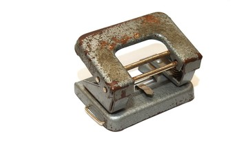 Old hole puncher